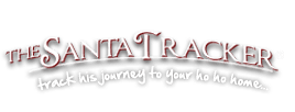 The Santa Tracker logo