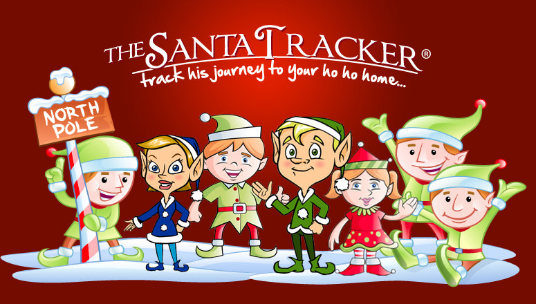 TheSantaTracker logo